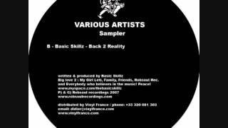 Basic Skillz - Back 2 Reality (Robsoul)