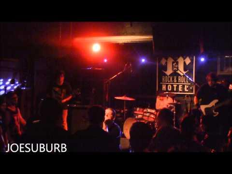 GAY KISS Rock & Roll Hotel Washington DC August 21 2014
