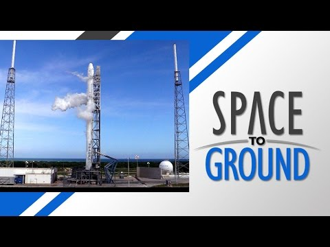 Space to Ground: Preparing for Dragon : 6/26/2015