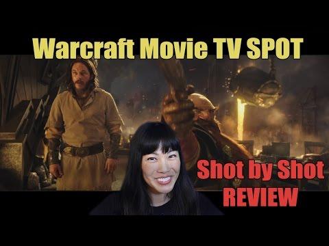 Warcraft Movie Tv Spot   Shot by Shot...