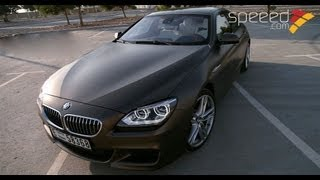 BMW 6 Series Gran Coupe - بي ام دبليو الفئة 6 جران كوبيه