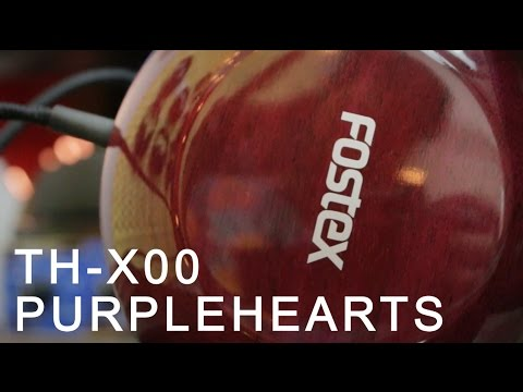 Fostex TH-X00 Purpleheart (Massdrop) - REVIEW