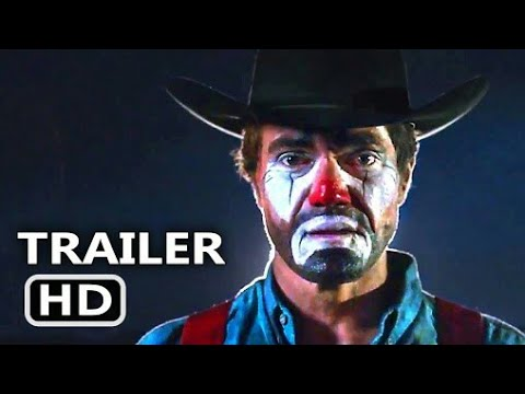 POOR BOY Official Trailer 2018 Michael Shannon Clown Movie HD