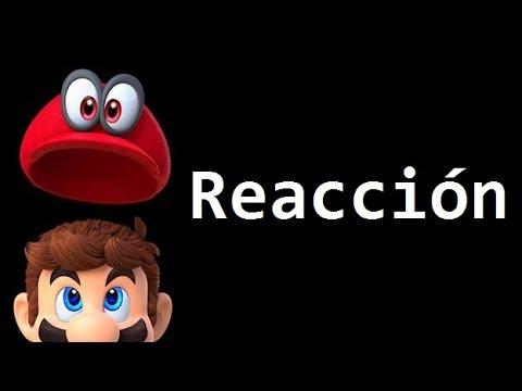 Super Mario Odyssey - Reacción