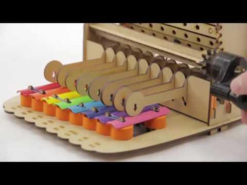 Musical Xylofun Music Machine