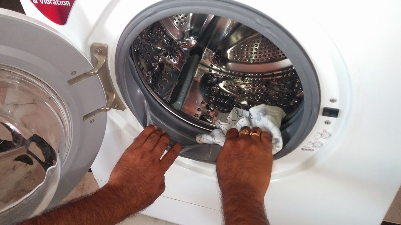 How To Clean Front Load Washing Machine Cleaning Front Load
