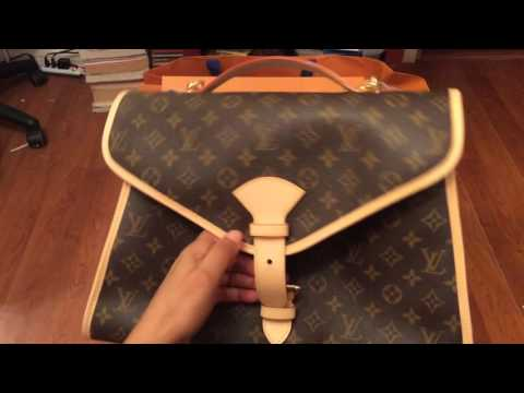 Restored Louis Vuitton Beverly GM Bag