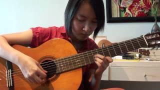 Tremolo Romance de Amour Classical Guitar