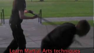 Martial Arts Self Defense Training, in Oakland CA, by Ami Shurtleff Thumbnail