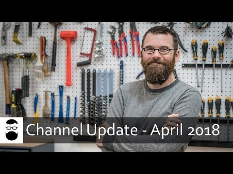 Channel Update (April 2018)