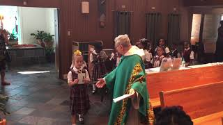 School Homily by Father Cam - Sept. 19, 2018