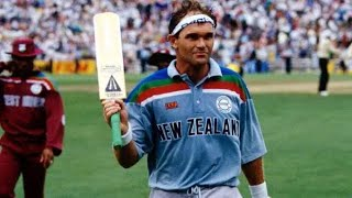 Martin Crowe Memorable 100 off 134 Balls 11 Fours vs Australia at Auckland in 1992 World Cup