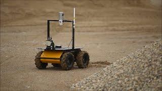 Husky UGV - Mobile Robotic Platform - Clearpath