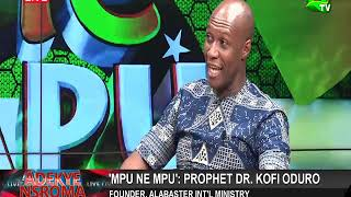 Exclusive interview with Prophet Dr. Kofi Oduro, Alabaster International Ministry