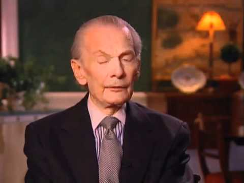 David Brinkley on Bobby Kennedy the Cuban Missile Crisis and the Bay of Pigs. - EMMYTVLEGENDS