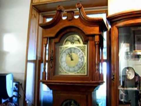 Grandfather Clocks With Jauch Movement Repair Preview