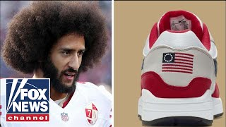 Geraldo, Scaramucci rip Nike's decision to pull flag sneakers
