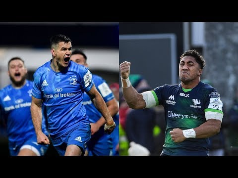 Connacht outlast Montpellier | Clean sweep for Irish provinces