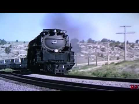Documentary on Union Pacific 3985.