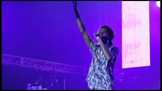 Chronixx - Like A Whistle - Live at Reggae Sumfest 2014