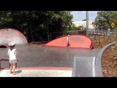 New Nambour skatepark