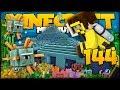 PROJETO FARM DE GUARDIAN! // Meu Mundo #144 // Minecraft