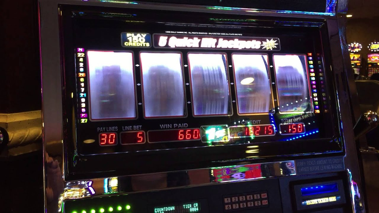 Quick Hit Black Gold Slots