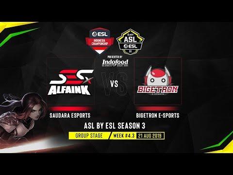 ASL by ESL Season 3 - ESL Indonesia Championship - Matchday #12