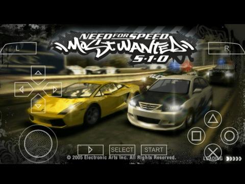 تحميل لعبة للاندرويد need for speed most wanted