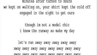 Fatin - Away (Lirik Lagu)