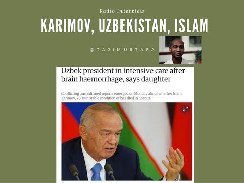 Uzbekistan's Karimov hospitalised. What next?