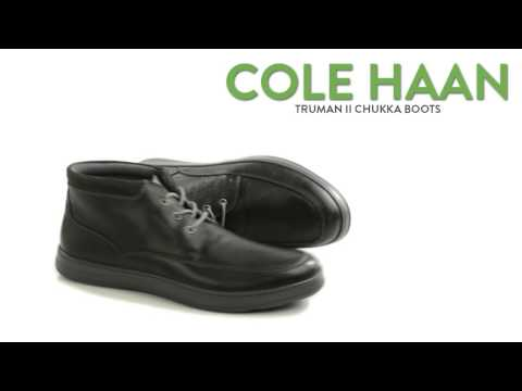 Cole Haan Truman II Chukka Boots (For Men)