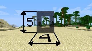 Как в майнкрафте сделать портал в ад и энд(В этом видео я расскажу и покажу как в майнкрафте сделать портал в энд и ад. По постройки оба портала просты..., 2015-12-05T13:19:44.000Z)
