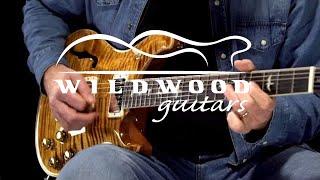 Baixar PRS Guitars Wood Library Semi-Hollow McCarty 594 - Brazilian Rosewood • SN: 18259885