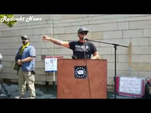 Liberty or Death Rally - Seattle