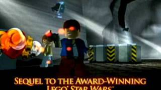 LEGO Star Wars II: The Original Trilogy Trailer