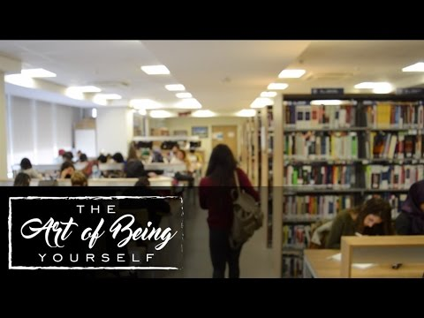 The Art of Being Yourself | Short Movie