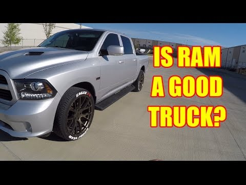 The Top FIVE things that WEAR OUT on a RAM 1500 Truck