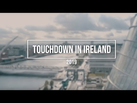 Touch Down in Ireland 2019