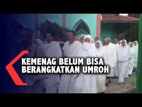 Soal Jemaah Indonesia yang akan Berangkat Umrah, Kemenag: Sedang Diupayakan.