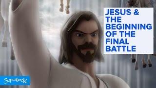 Video Jesus & The Beginning of The Final Battle - Superbook download MP3, 3GP, MP4, WEBM, AVI, FLV Oktober 2018