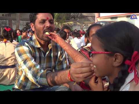 अहमदाबाद के विवेकानंद स्कूल में मनाया गया मातृ-पितृ पूजन दिवस (Vivekanad School, Ahmedabad)