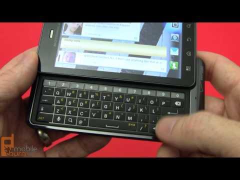 Motorola DROID 3 (Verizon) - part 1 of 2