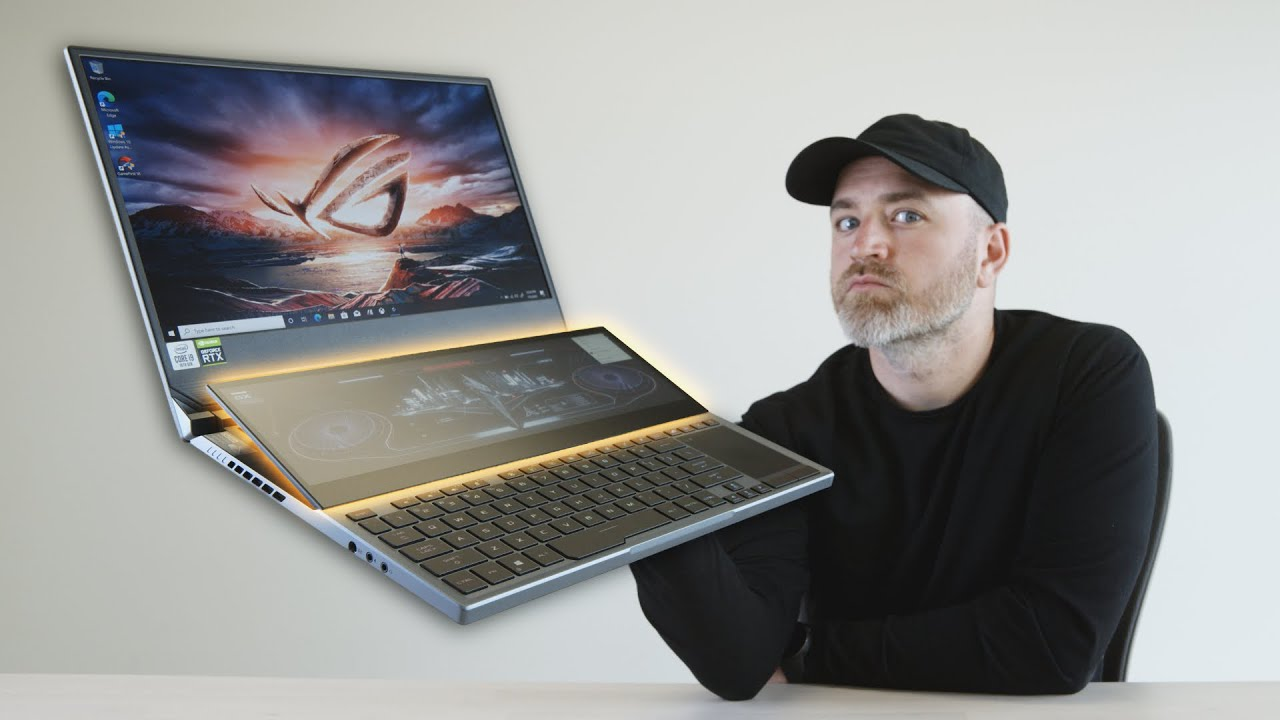 The New Dual-Screen Laptop Powerhouse