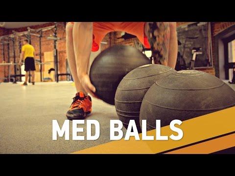 3 эффективных упражнения с медболом - ARMA SPORT