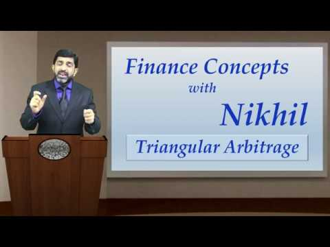 what is triangular arbitrage