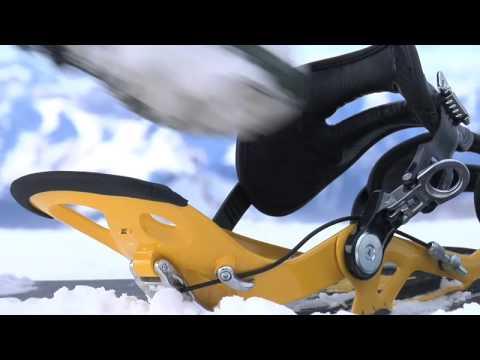 Völkl Snowboards Fastec Binding Tech