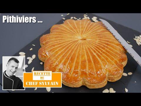 Le Pithiviers - Recette Gourmande Par Chef Sylvain !