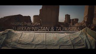 Passing through Central Asia