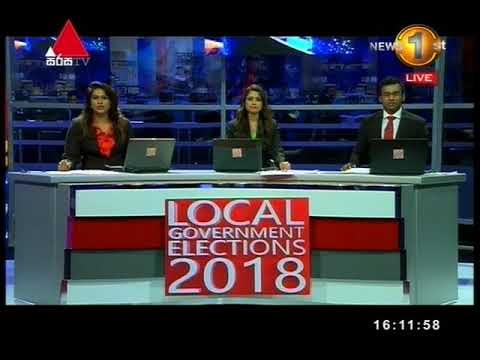 Local Government Elections 2018 Result Clip 20